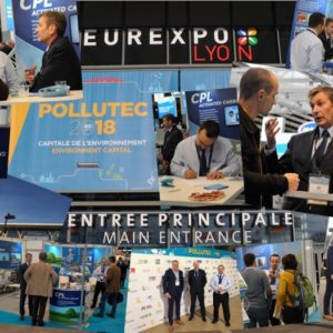 CPL Activated Carbons, Pollutec 2018