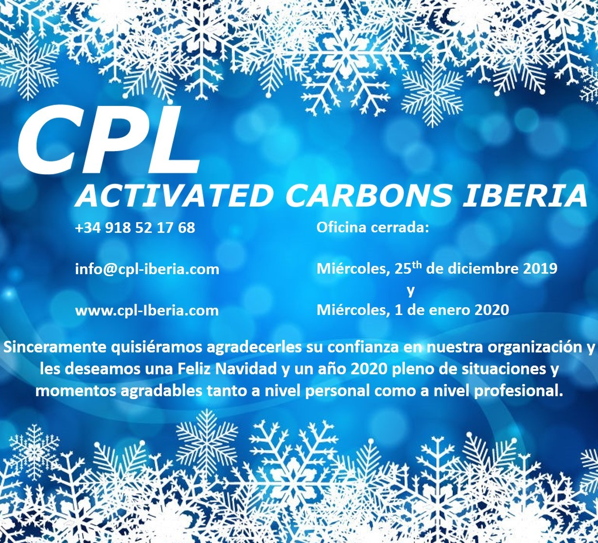 CPL Acivated Carbons Iberia 2019